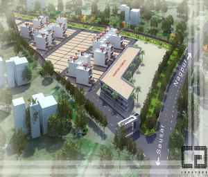 Arcons City, Parasingha
